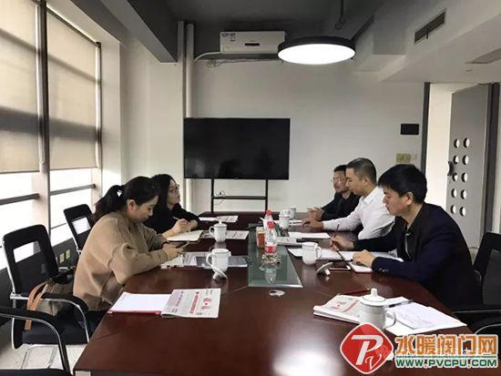 人民网关注永嘉泵阀产业标准化建设